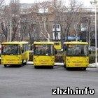 Житомир: С 15 июля в Житомире планируют изменить маршруты пригородных автобусов
