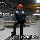 В Житомире открыли завод по производству изделий из железобетона - «Обербетон». ФОТО