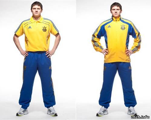 Представлена новая форма сборной Украины по футболу. ФОТО