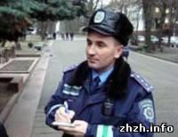Житомирский патрульный милиционер в одиночку бросился на семерых хулиганов