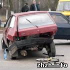 Происшествия: В Житомире столкнулись