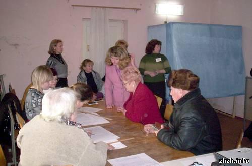 как голосовали в житомирской больнице