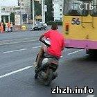 Общество: В Украине вводятся водительские права на мопеды и скутеры