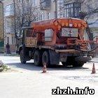 Технологии: В Бердичеве во время ремонта дорог применили новую технологию. ФОТО