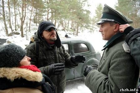 Под Житомиром снимают фильм про войну - Двое