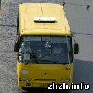Житомир: В Житомире выявили маршрутки которые грубо нарушают условия договора