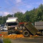 Происшествия: В страшном Дтп на трассе Житомир-Киев столкнулись