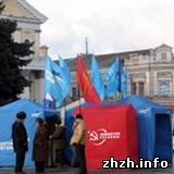 Политика: Сегодня в Украине завершается предвыборная агитация