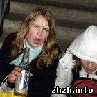 Общество: В Житомире милиция отрабатывает места скопления молодежи в поисках пьяниц