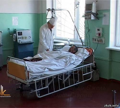 Бердичевские и житомирские доктора провели уникальную операцию на руке. ФОТО