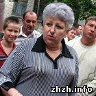 Житомир: Шелудченко призвала горожан выйти 11 апреля на субботник