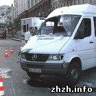 Происшествия: В Житомирской области перевернулась маршрутка. Один человек погиб