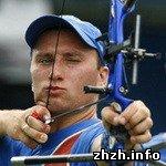 Спорт: Украинский лучник Виктор Рубан берет третье золото! ФОТО