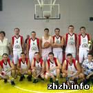Спорт: БК «Житомир» пробился в финал западноукраинской баскетбольной лиги