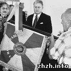 Культура: В Житомире ветеранам Войска Польского вручили памятный стяг