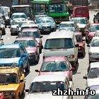 Общество: На трассе Житомир-Киев тянучку обещают три дня. ФОТО