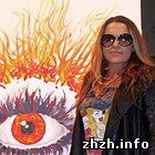 Культура: В Бердичеве на открытии цирковой арены Могилевская купила картину за $4000