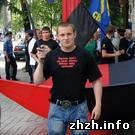 Общество: В Житомире маршем патриотов отметили День Героев. ФОТО