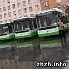 Первые 16 школьных автобусов переданы Житомирским школам. ФОТО