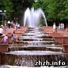 Житомир: С 1 мая в Житомире заработают все фонтаны
