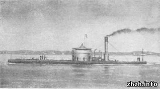 История корабля монитор «Житомир»
