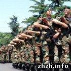 Армия: Все больше юношей Житомирской области предпочитают контрактную армию