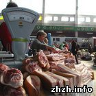 Житомир: В Житомире на рынке изъяты овощи с повышенным содержанием нитратов