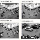 За счет штрафов водителей в Житомире установят камеры видеонаблюдения