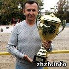 Спорт: Валерий Бондаренко из Житомира выиграл соревнования по конному спорту. ФОТО