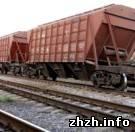 Транспортные предприятия Житомирской области увеличили грузооборот