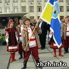 Житомир: Оргкомитетом составлена ориентировочная программа Дня города Житомира