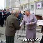В Житомирі 24 військовослужбовців отримали квартири