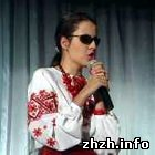 Культура: Состоялся первый концерт 20-летней житомирянки Анны Смирновой
