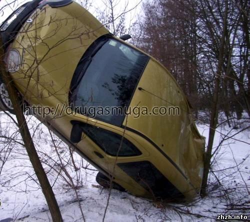 Аварія у Любарському районі