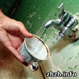 Житомир: Микрорайон Крошня в Житомире полностью отключен от водоснабжения
