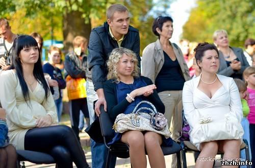 Семейный праздник в Житомире