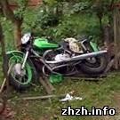 Двое влюбленных разбились ночью на мотоцикле