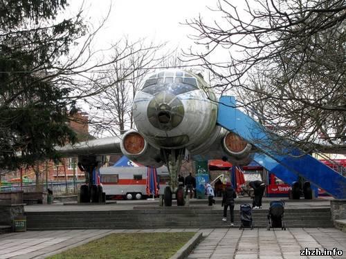 Житомирский Ту-104. История создания. ФОТО