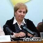 Власть: Ирина Синявская рассказала о житомирских судах и дальнейших планах