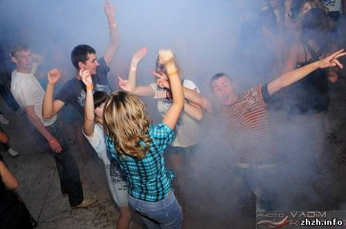 дискотека в Бердичеве