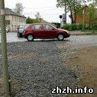 Происшествия: Огромные массы песка, переносимые ветром, обрушились на город Бердичев
