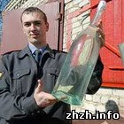 Криминал: Милиция борется с повальным пьянством и самогоноварением в Житомире