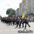 Армия: Офицерам 8-го армейского корпуса (г. Житомир) стыдно перед коллегами из России