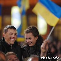 Общество: Опрос: украинцы не идентифицируют себя с россиянами