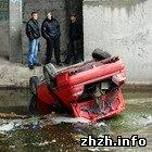 Происшествия: Под Житомиром с моста в реку упал «Мерседес» с людьми