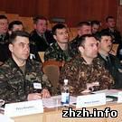 Армия: Генералы НАТО и Украины готовятся в Житомире к военным учениям «Викинг - 2011». ФОТО