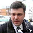 Политика: Сегодня в Житомир приедет Олег Тягнибок