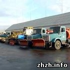 Житомир: Управление автомобильных путей г. Житомира к зиме готово - А. Галагуз