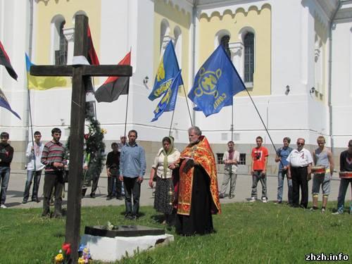 Свято Героев в Житомире