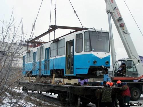 Житомирський трамвай